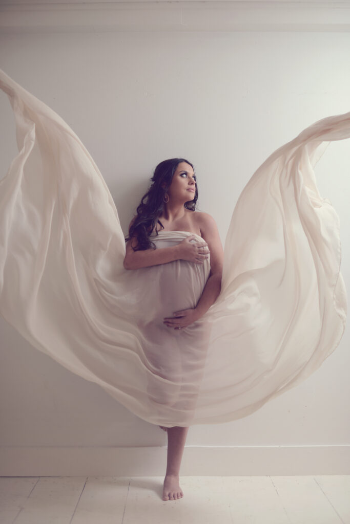Maternity Session at North Island Photography + Films